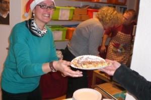 5. In der Weihnachtsbäckerei